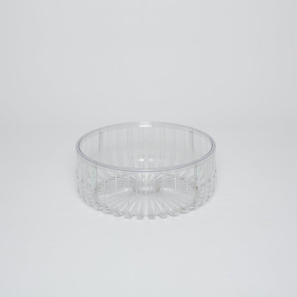 table basse ronan erwan bouroullec panier 2005 kartell xxo. Black Bedroom Furniture Sets. Home Design Ideas
