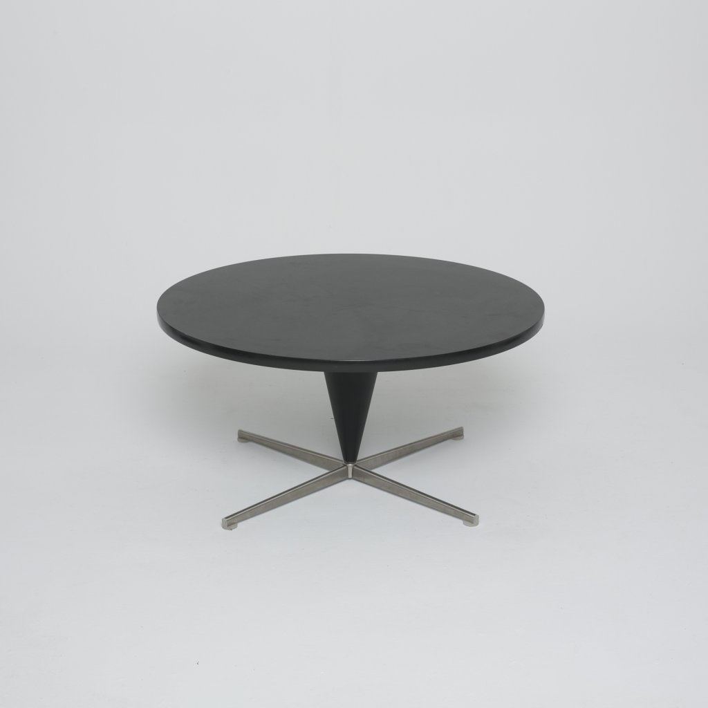 Table basse Verner Panton Cone Table  (Vitra)