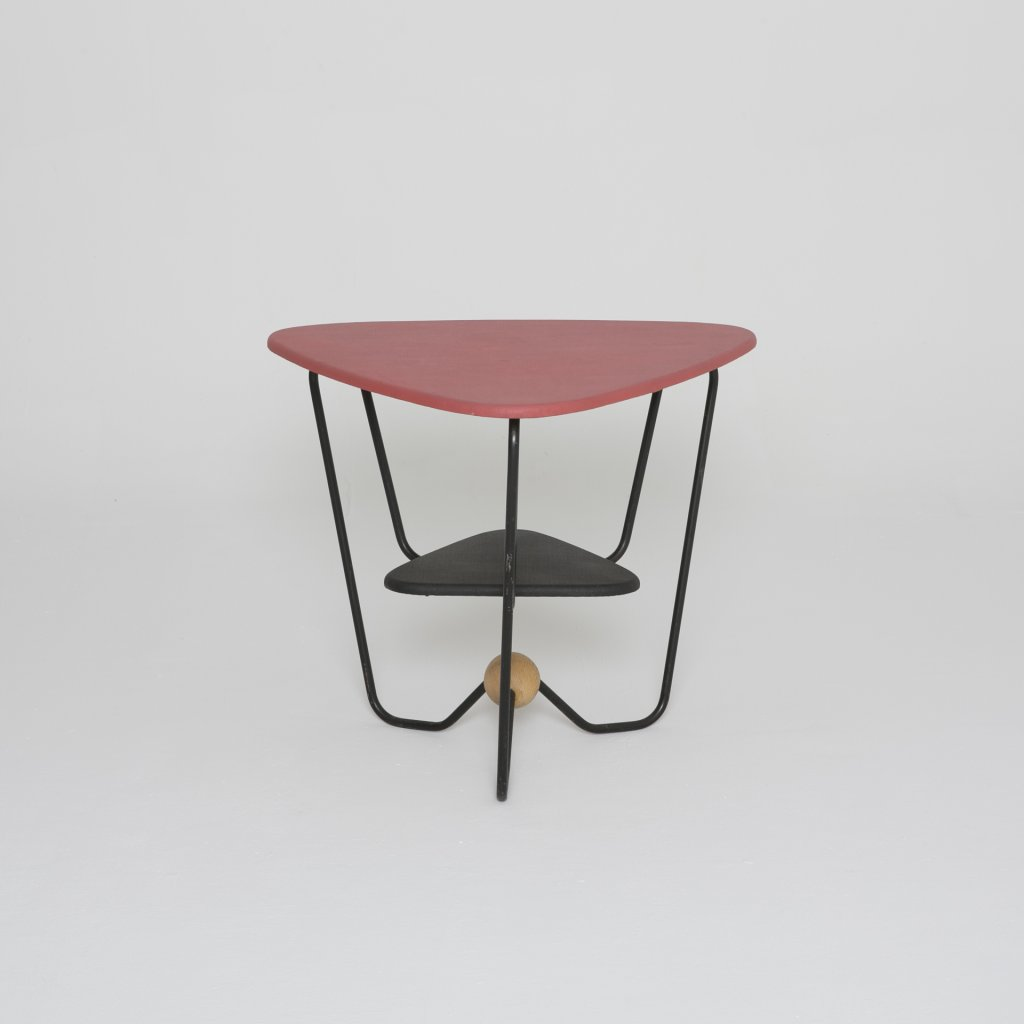 Table   Anonyme  1950 ( Inconnu) grand format