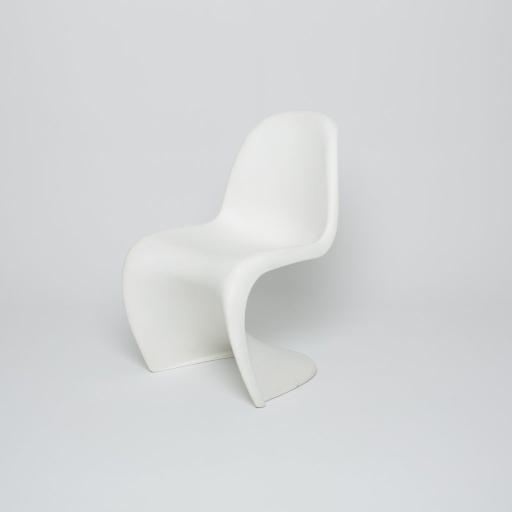 Chaise Verner Panton S-Chair 1959 (Vitra) grand format