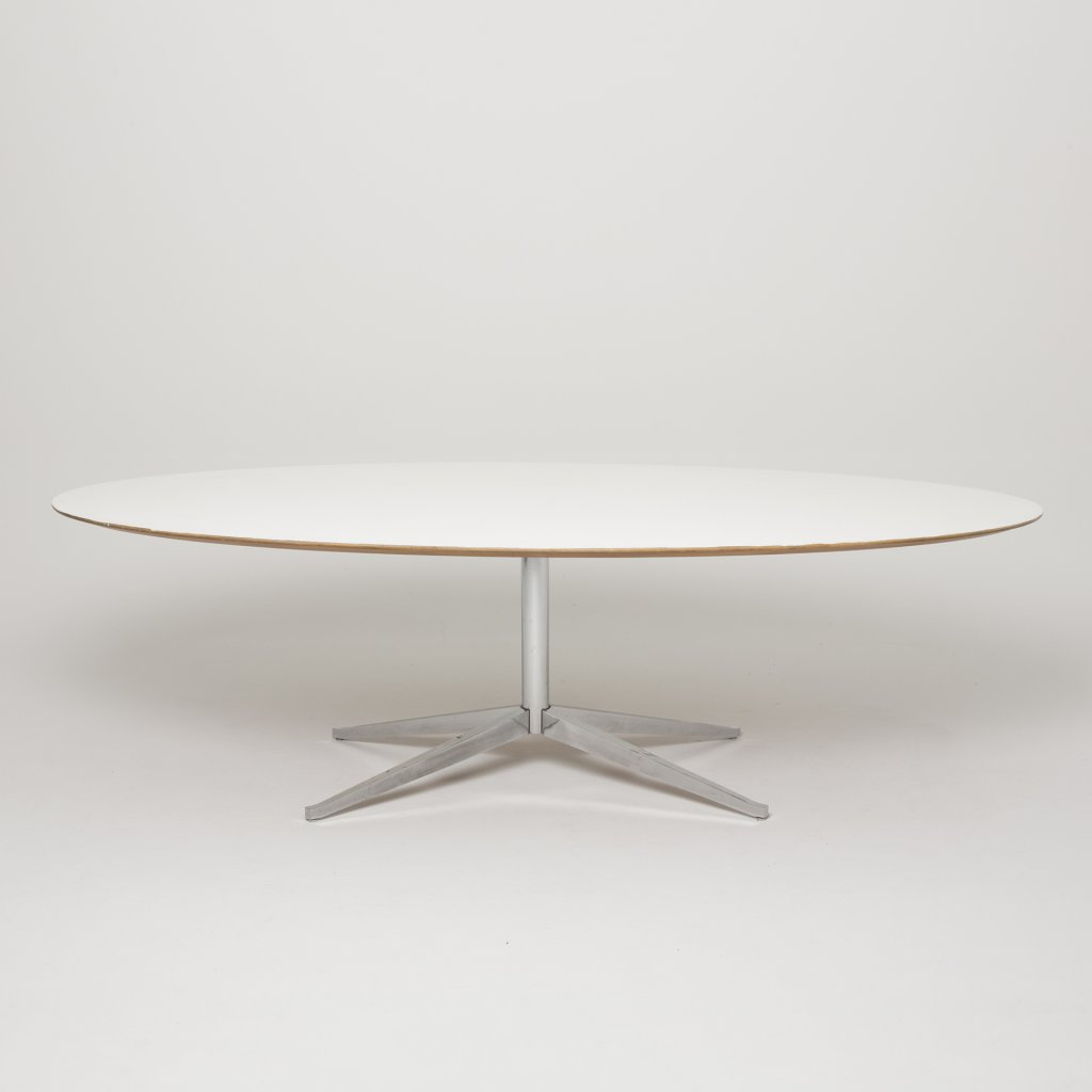 Table Florence Knoll  1970 (Knoll) grand format