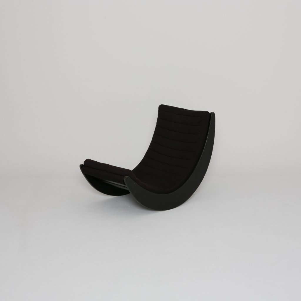 Fauteuil Verner Panton Relax 1970 (Rosenthal) grand format