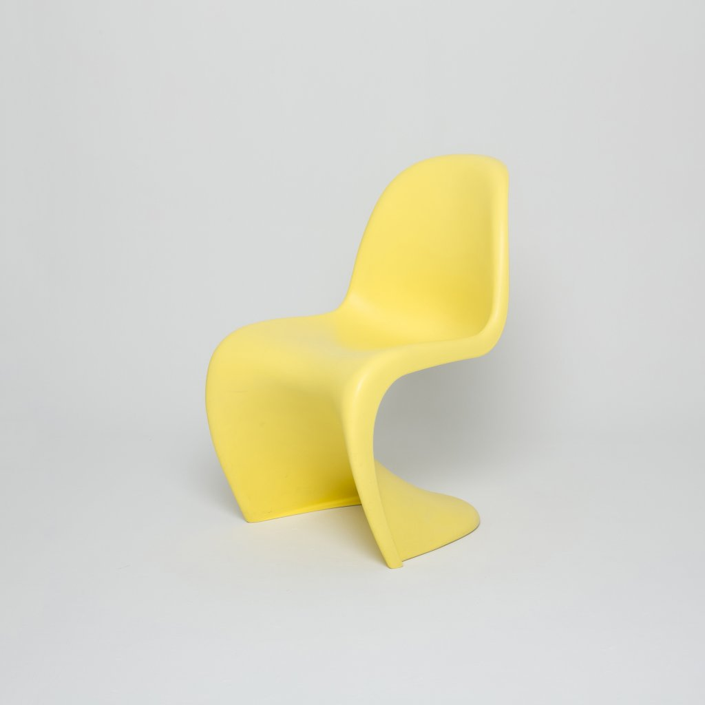 Chaise Verner Panton  1990 (Vitra) grand format