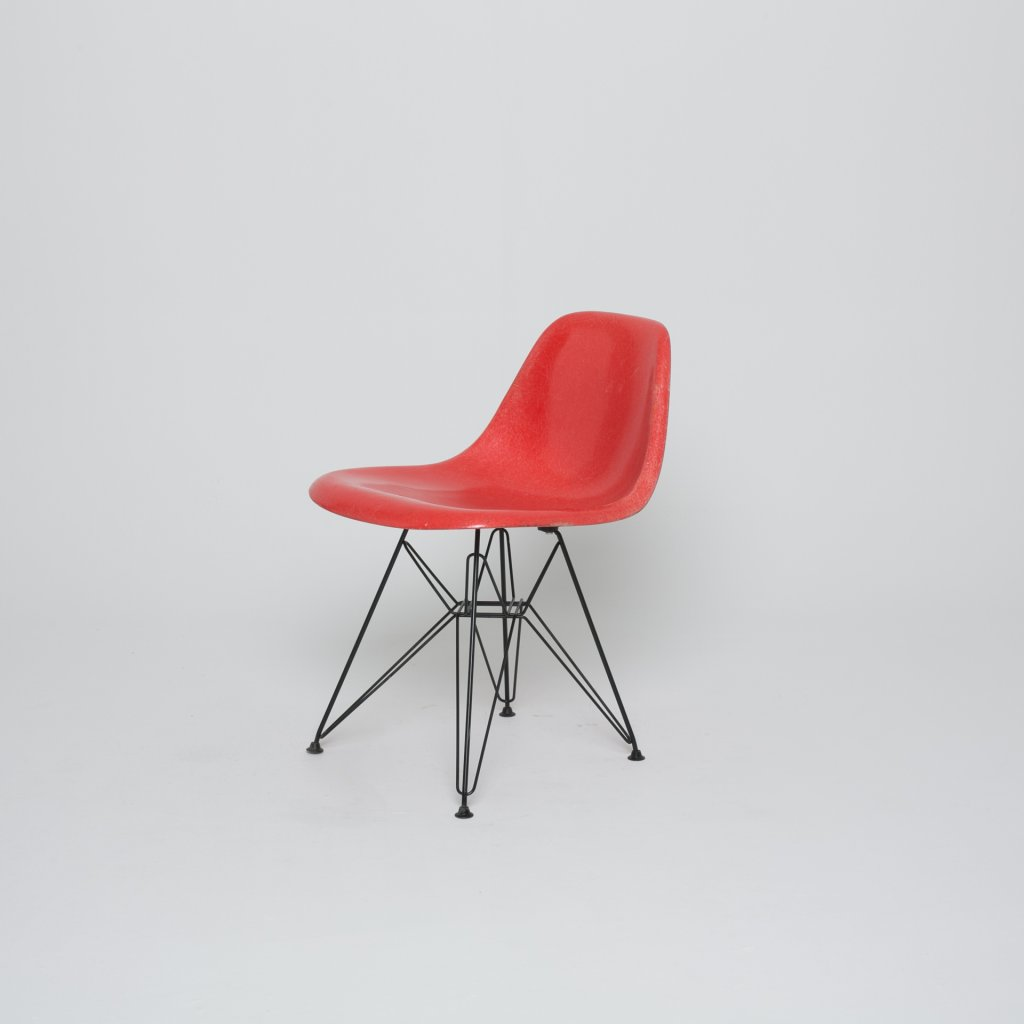 Chaise Charles Eames LAFUNDA 1950 (Herman Miller) grand format