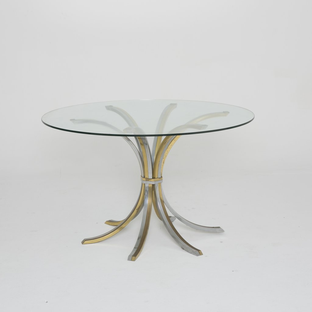 Table   Anonyme  1970 ( Inconnu) grand format