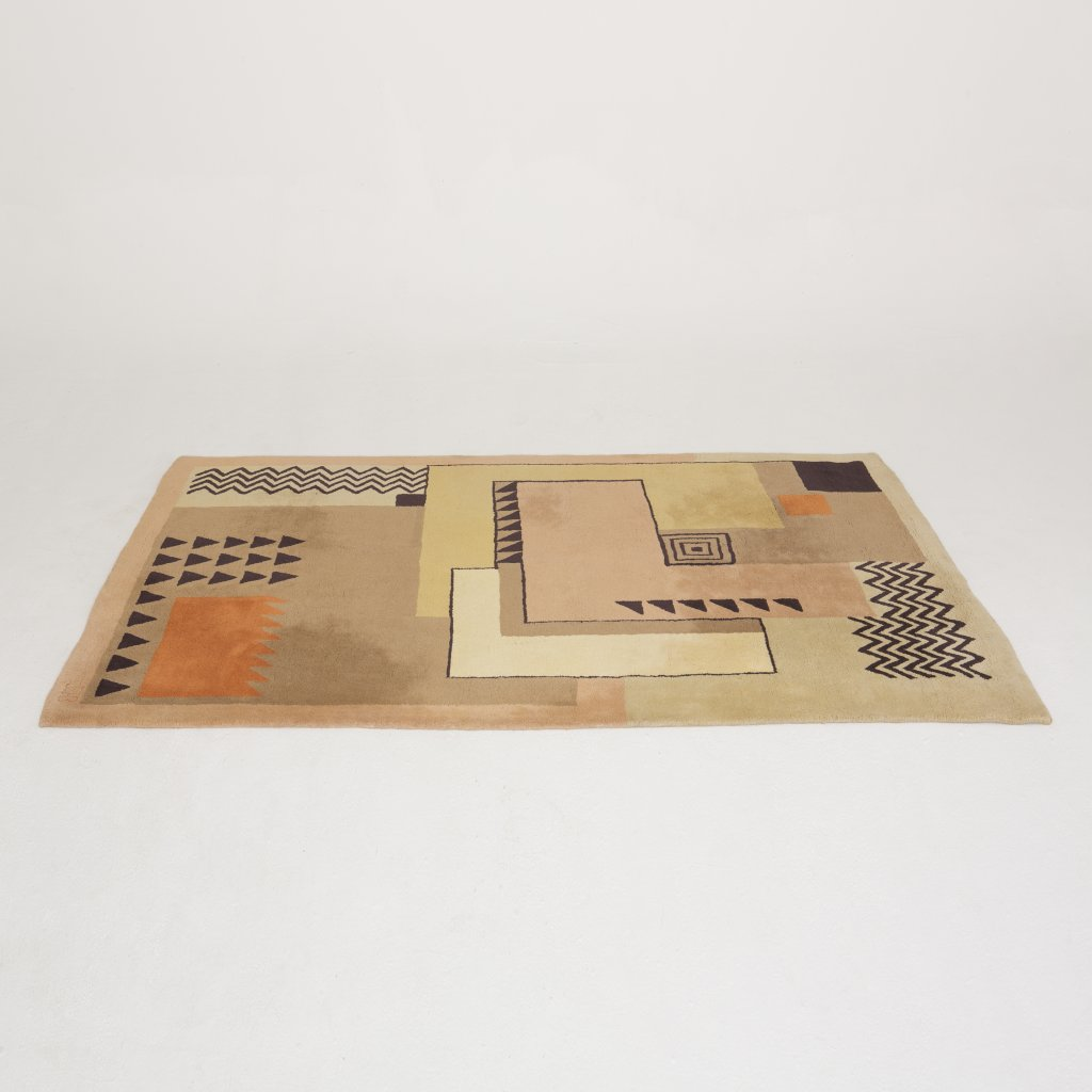 Tapis   Anonyme  1980 ( Inconnu) grand format