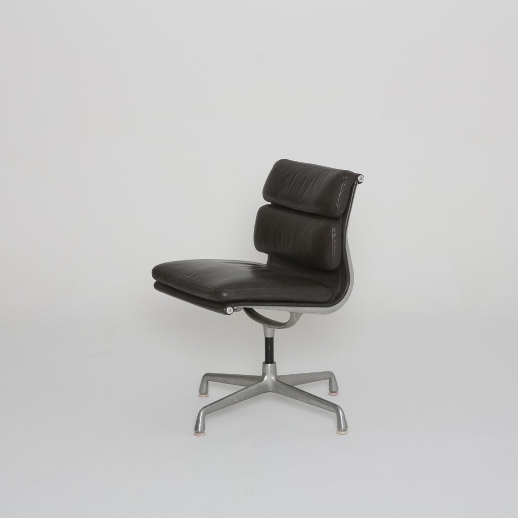 Chaise Ray Eames soft pad 1960 (Herman Miller) grand format