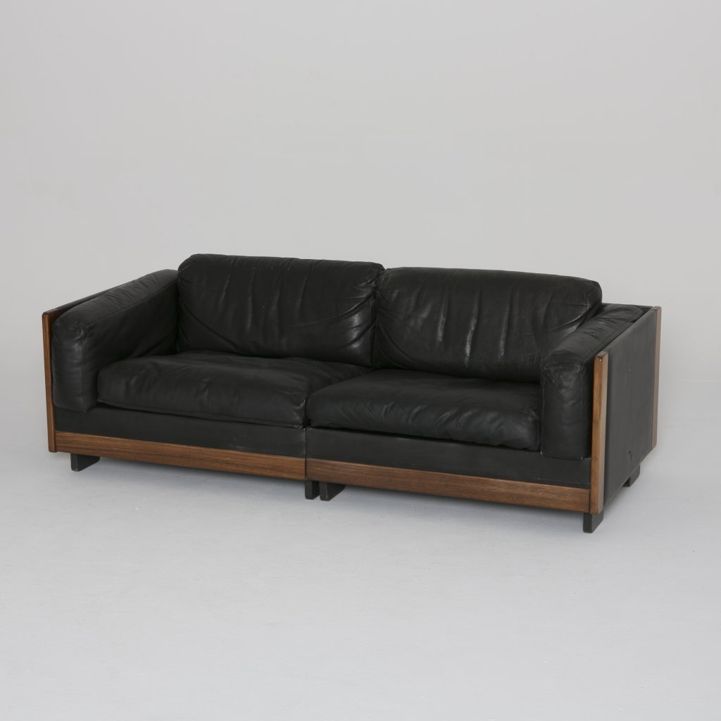 Canapé Afra Scarpa model 920 1960 (Cassina) grand format