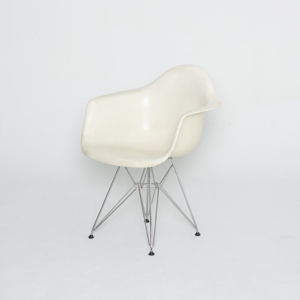 Chaise Charles Eames DAR 1960 (Herman Miller) grand format