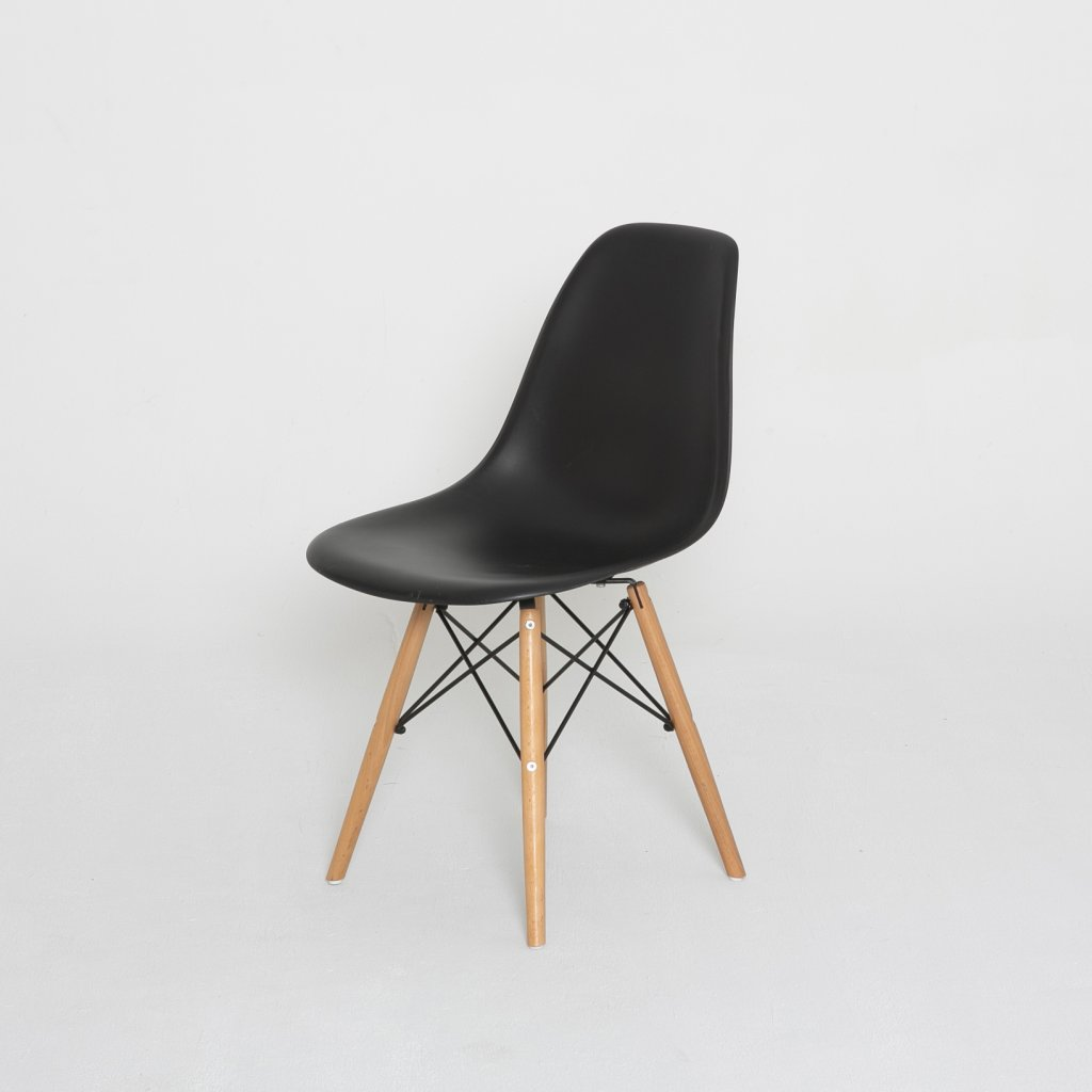 Chaise Ray Eames DSW 1950 (Vitra) grand format