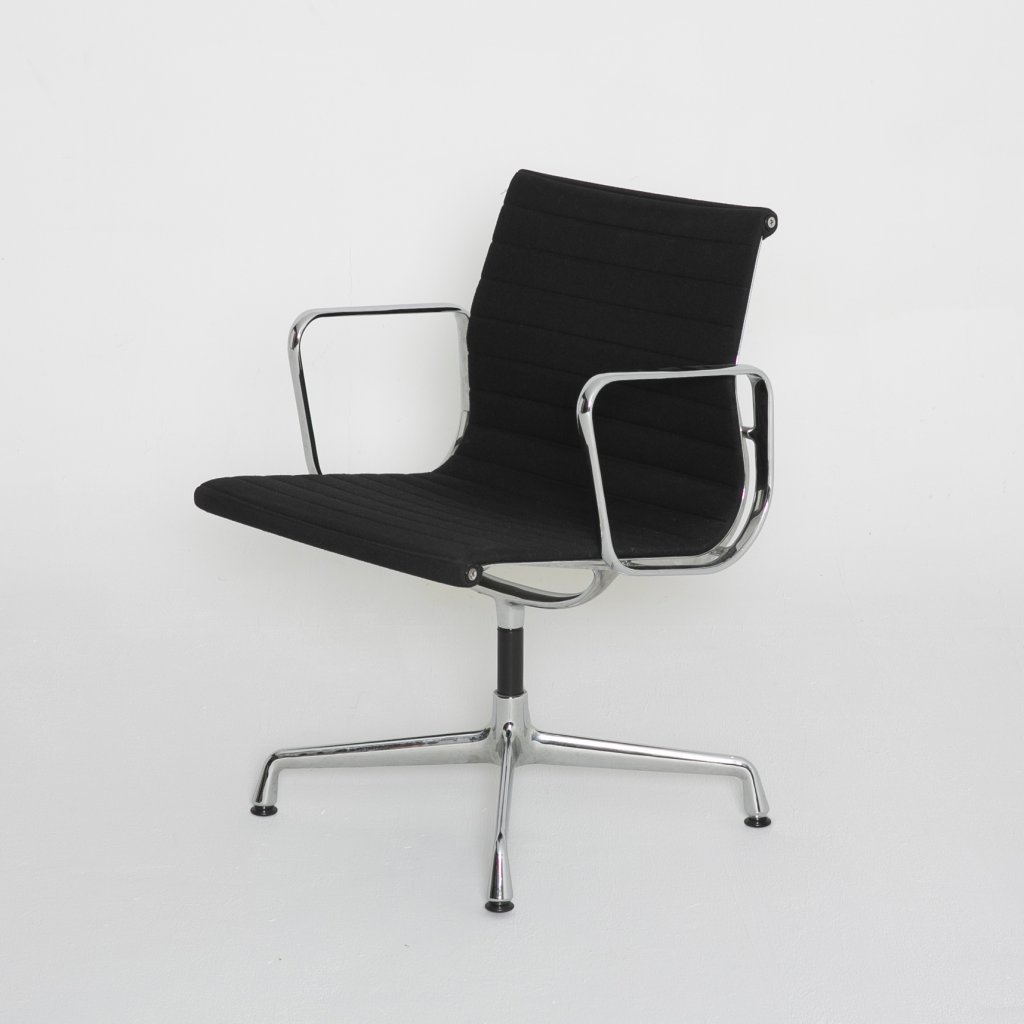 Fauteuil Charles Eames ALUMINIUM CHAIRS EA 103 1958 (Vitra) grand format
