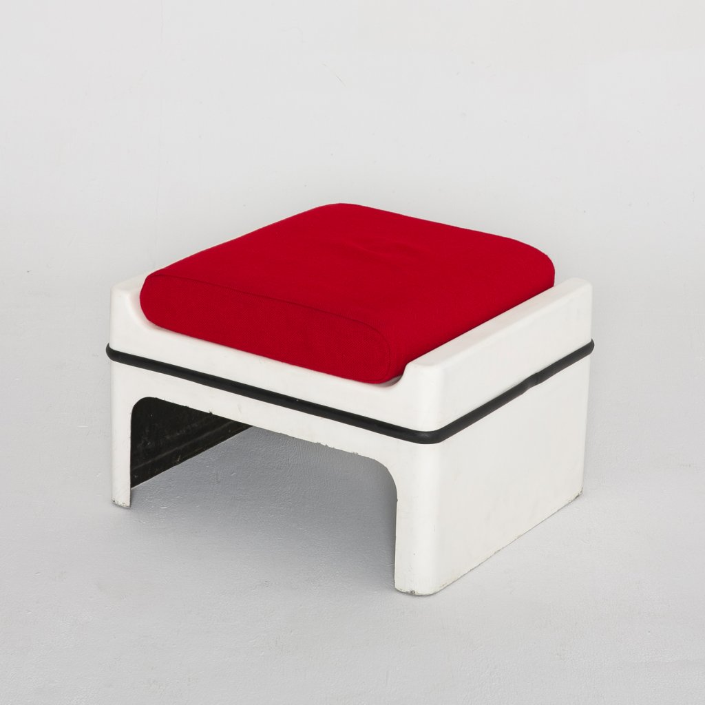 Tabouret   Anonyme  1970 ( Inconnu) grand format