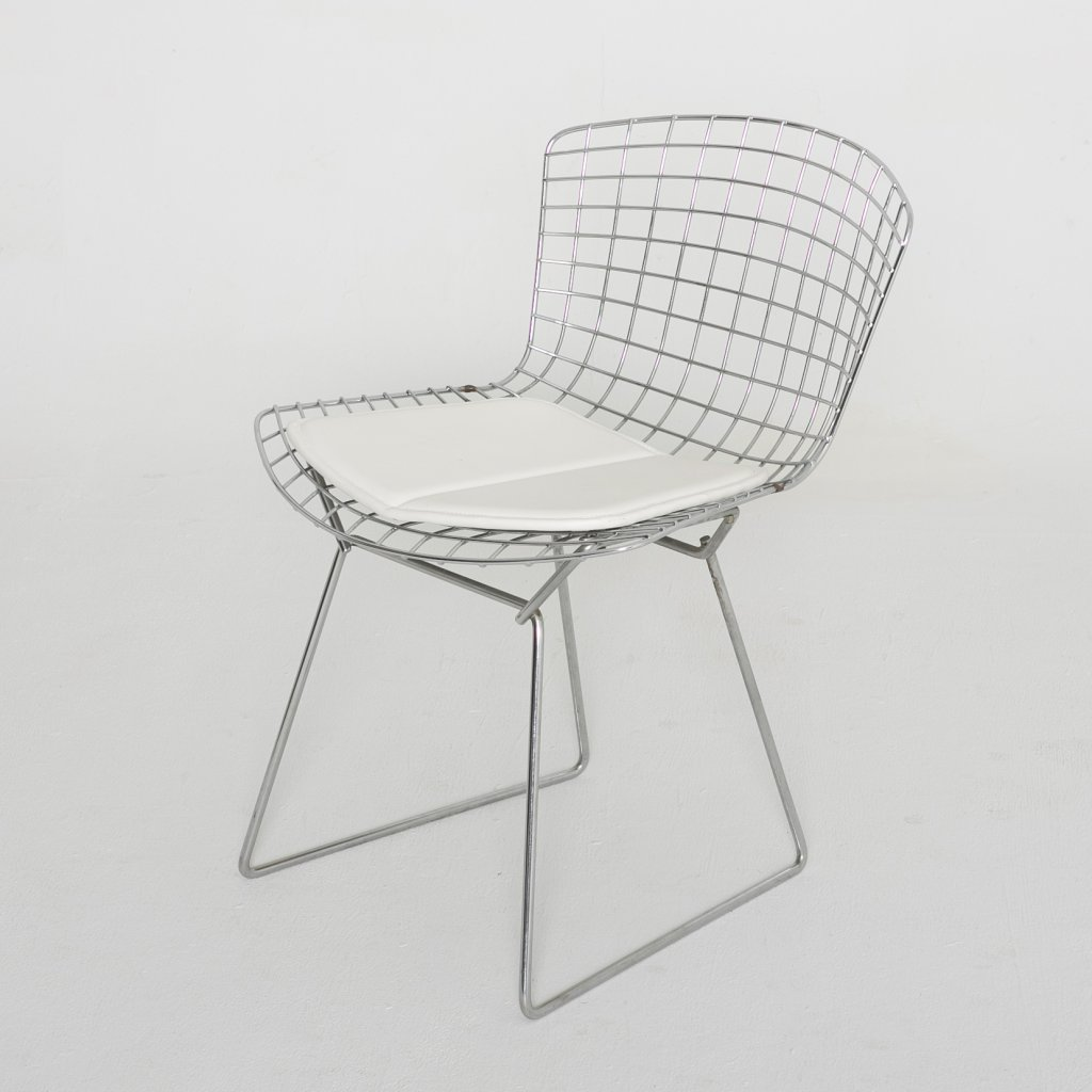 Chaise Harry Bertoia  1950 (Knoll) grand format