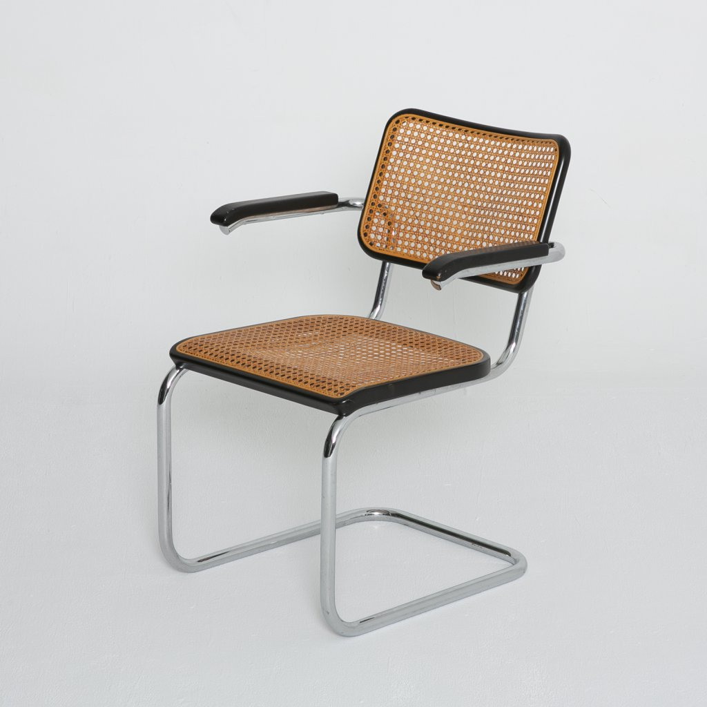 Chaise Marcel Breuer  1920 (Thonet) grand format