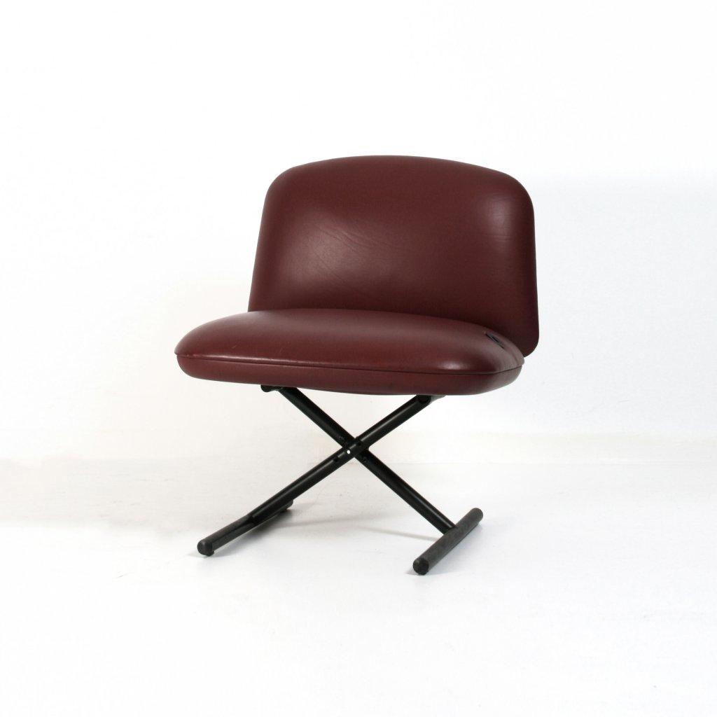 fauteuil nouvel serie touch 2000 poltrona frau xxo. Black Bedroom Furniture Sets. Home Design Ideas