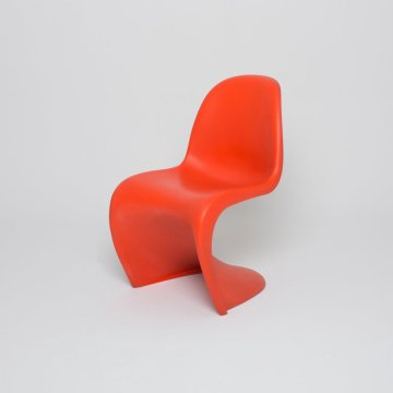 Chaise Verner Panton S chair 1959 (Vitra)