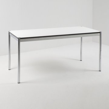 Table  Paul Schärer et Fritz Haller  1970 (USM Haller)