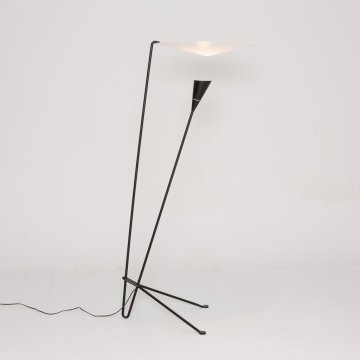 Lampadaire Michel Buffet B211 1952 (Lignes de Demarcation )
