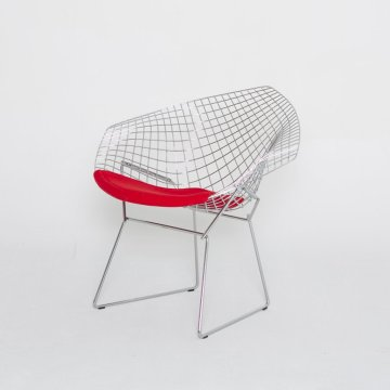Fauteuil Harry Bertoia Diamond 1960 (Knoll)
