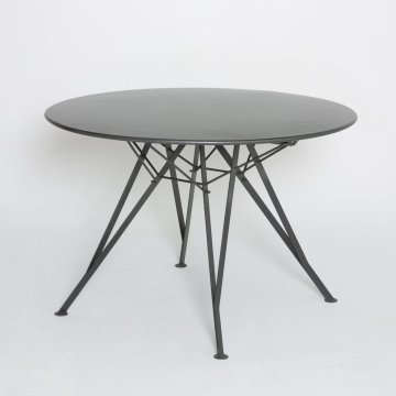 Table Olivier Mourgue Lune d'Argent 1980 (Fermob)