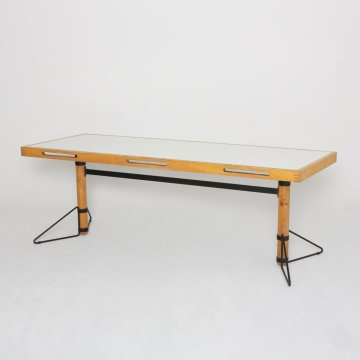 Table Marc Held IBM 1983 (BESSIERE)